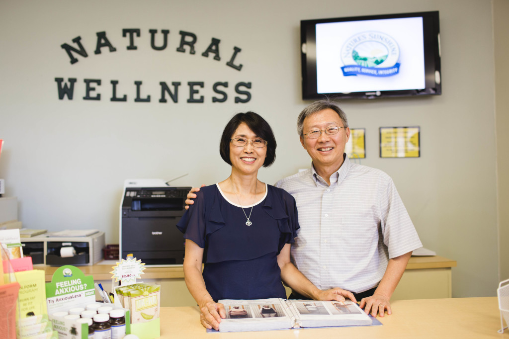 Paul and Sharon Tsui, Owners of Natural Wellness Center Round Rock.