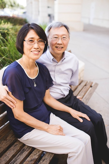 Paul and Sharon Tsui - Owners of Natural Wellness Round Rock